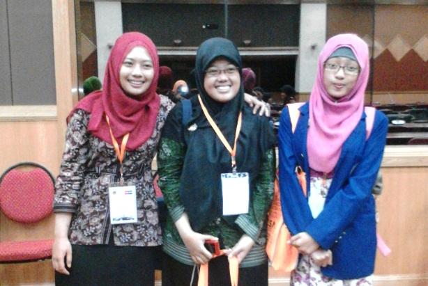 Presentasi di Malaysia