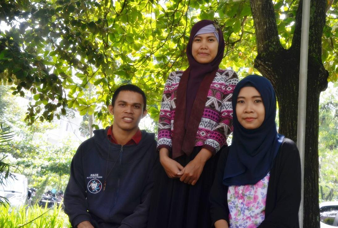 MAHASISWA LULUS TERTINGGI, TERCEPAT DAN USIA TERMUDA 2015