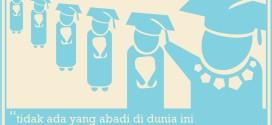 """Renungan Mahasiswa Tingkat Atas : Saya Pernah dan Akan Menjadi """"MABA"""" yang Memiliki Masa Depan"""