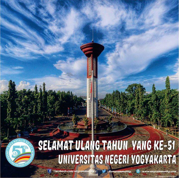 Upacara Peringatan Dies Natalis ke-51 Universitas Negeri