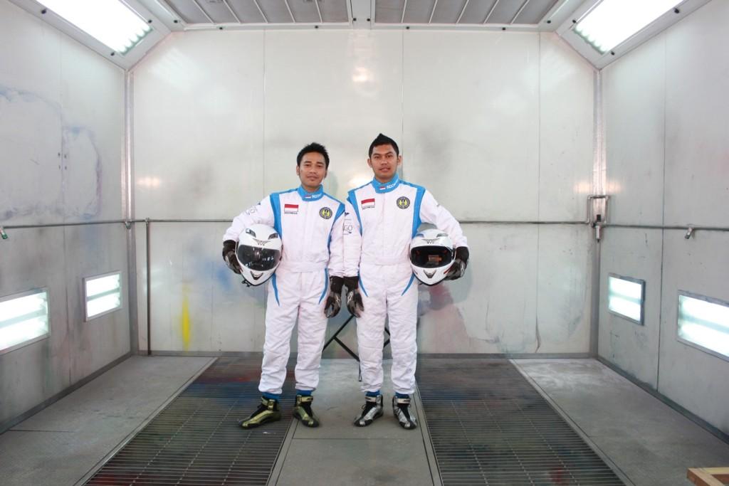 Racer Garuda UNY