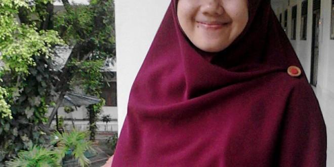 Sayidah Alawiyah Mapres UNY 2015