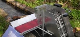 Mahasiswa FT UNY Ciptakan Alat Pemungut Sampah di Aliran Sungai