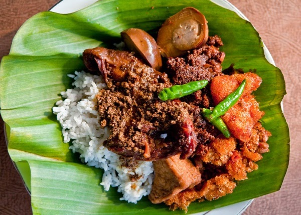 Gudeg Mbak Sasha Yogyakarta
