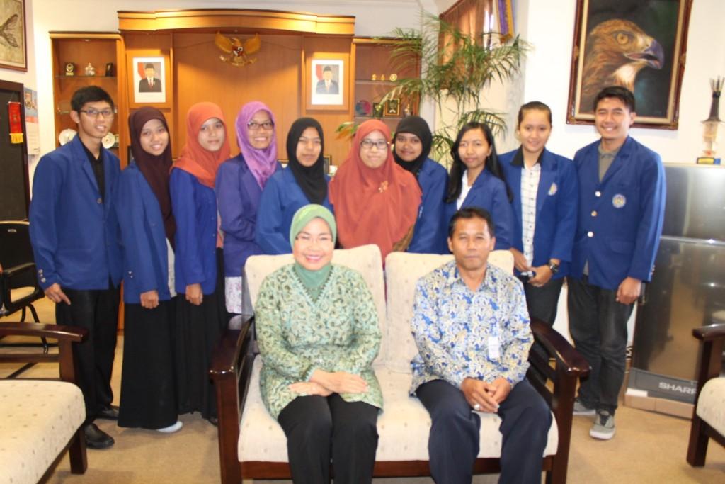 Pelepasan PPL Internasional Mahasiswa UNY di Malaysia