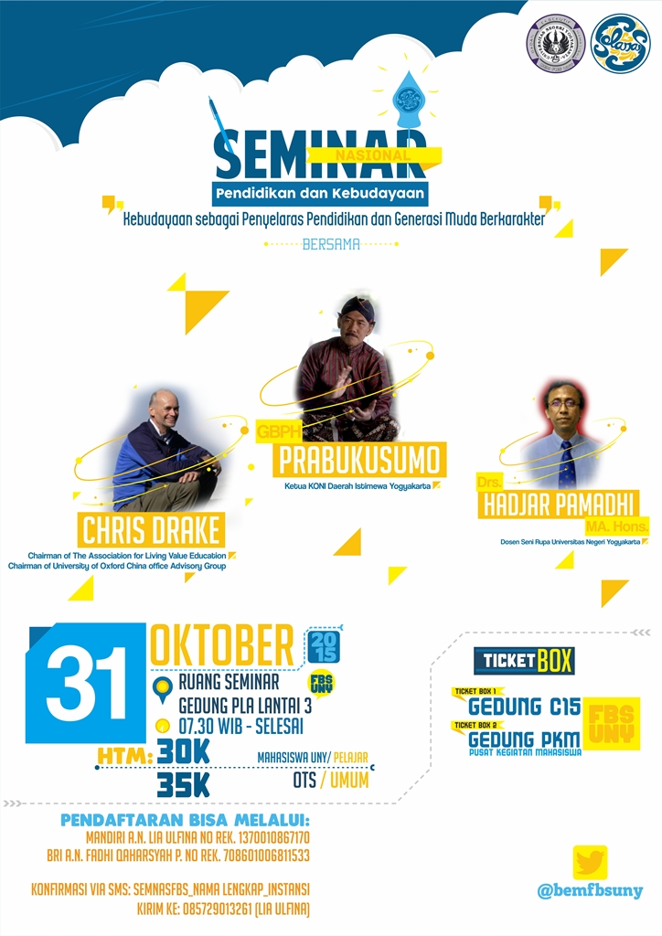 Seminar Nasional Pendidikan dan Kebudayaan