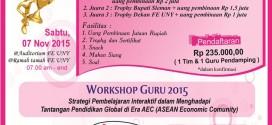 Workshop Guru 2015