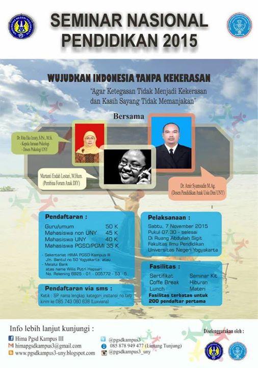 Wujudkan Indonesia Tanpa Kekerasan