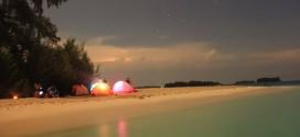 pantai camping