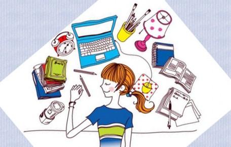 perempuan workaholic