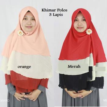Jilbab layer