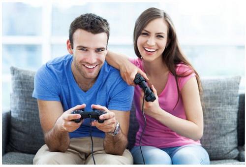 Gamer dan Pasangan