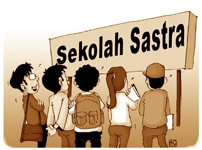 Sastra-Indonesia