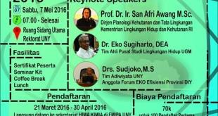 Seminar Nasional Kimia UNY