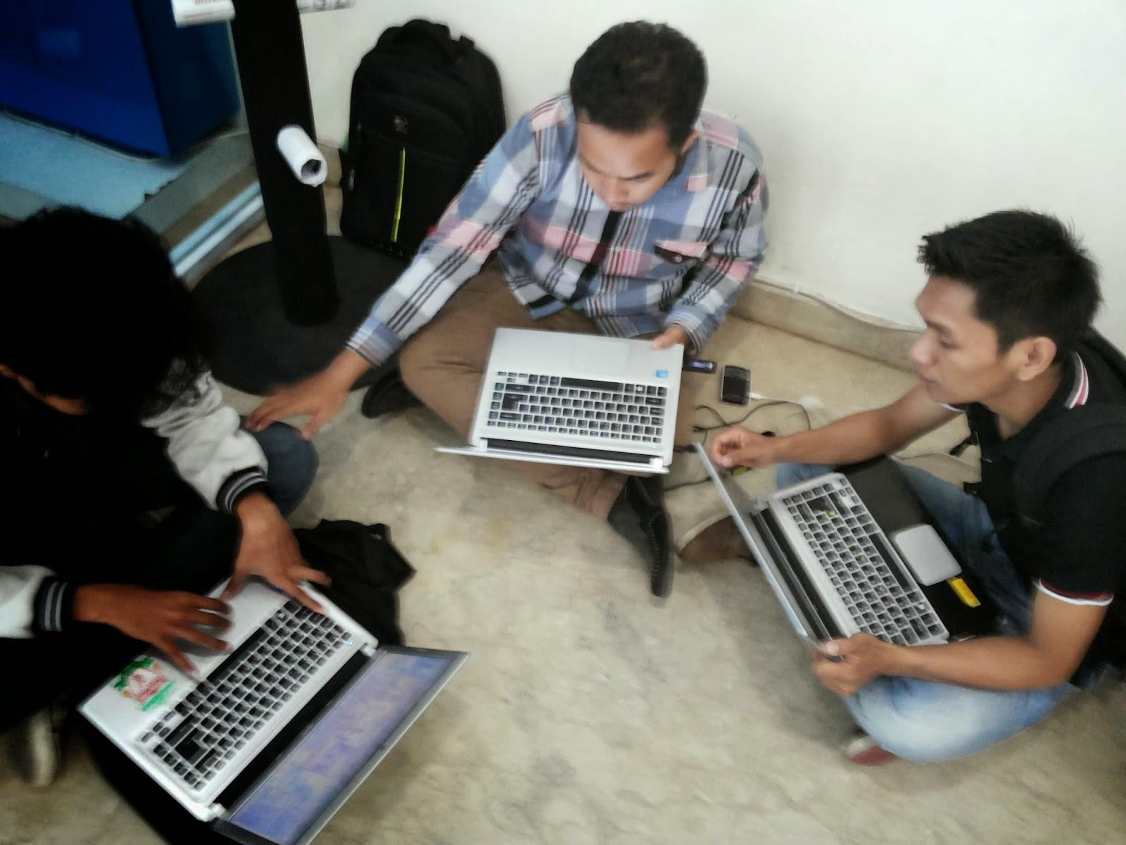 mahasiswa wifi