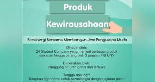 Gelar Produk Kewirausahaan 2016