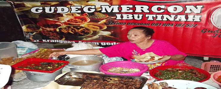 Gudeg Mercon Bu Tinah