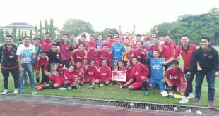 UNY Juara Liga Pendidikan Indonesia (LPI) DIY 2016