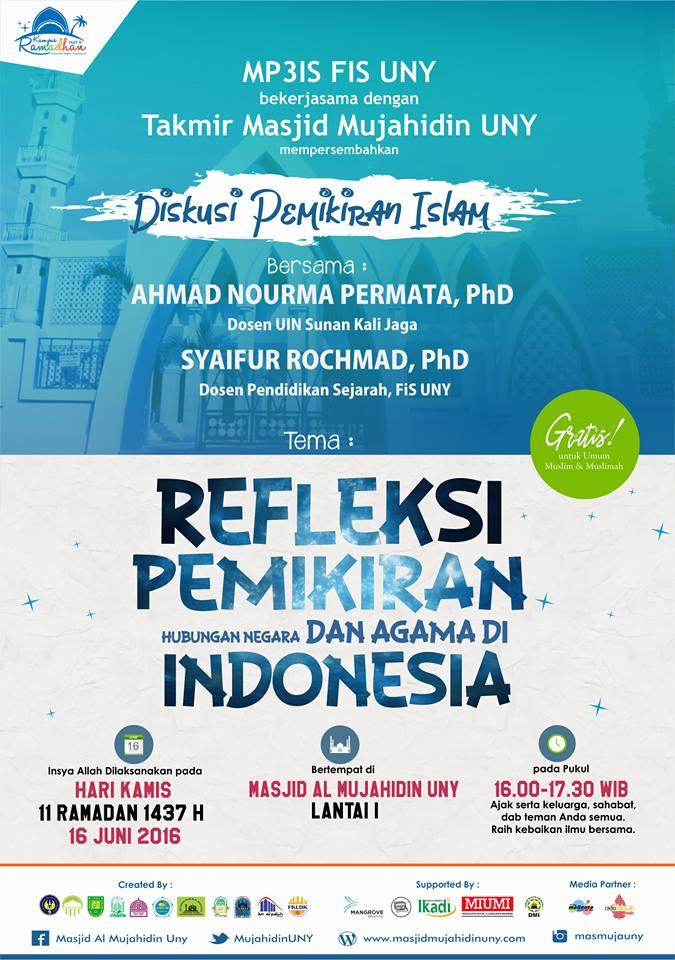 Diskusi Pemikiran Islam