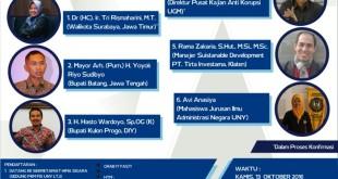 MENGAWAL OPEN GOVERNMENT DALAM MEWUJUDKAN GOOD LOCAL GOVERNANCE DI INDONESIA