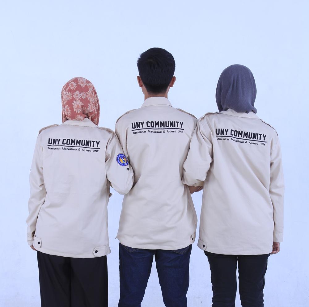 baju pdh mahasiswa