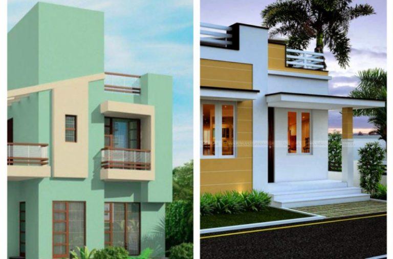 Cat Rumah yang Cocok untuk Rumah Minimalis | UNY COMMUNITY